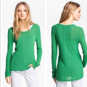 Rag and Bone Adina Scoopneck Lightweight Sweater